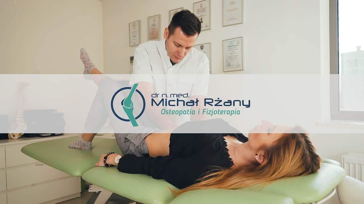fizjoterapia video reklamowe