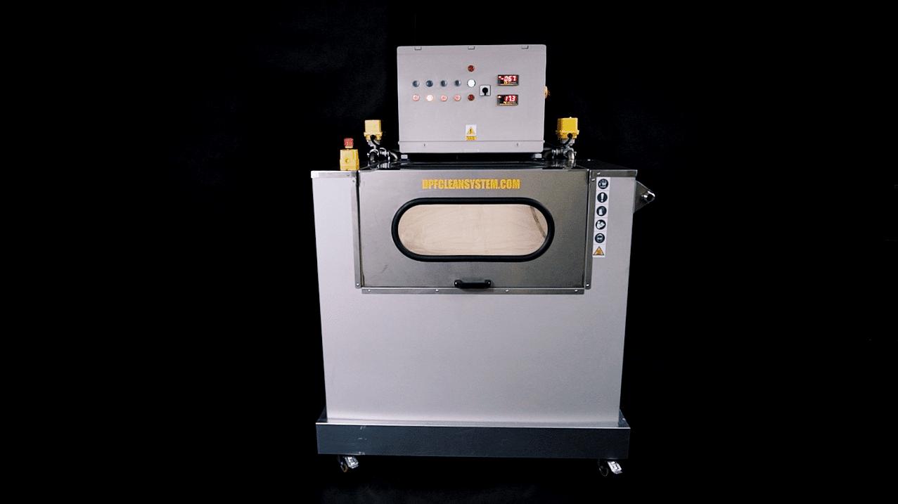 film produktowy maszyna dpf